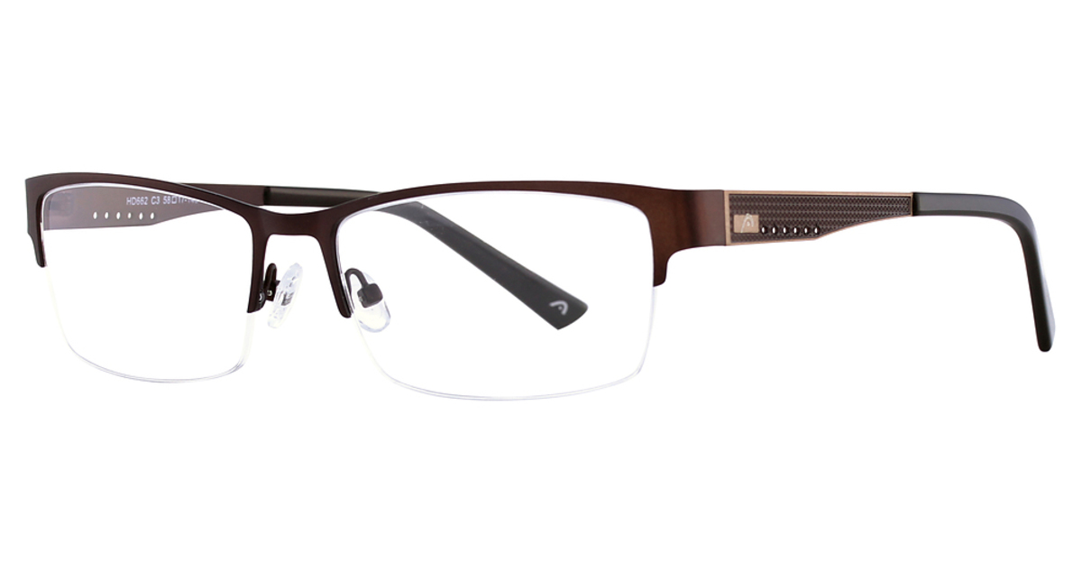 Head 662 Eyeglasses Frames