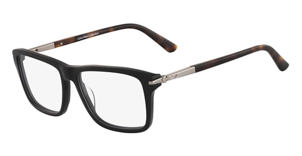 Calvin Klein Black Frame Glasses : Calvin Klein CK7974 Eyeglasses Frames