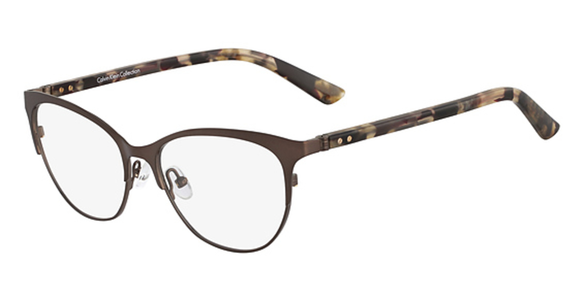 Calvin Klein Black Frame Glasses : Calvin Klein CK7390 Eyeglasses Frames