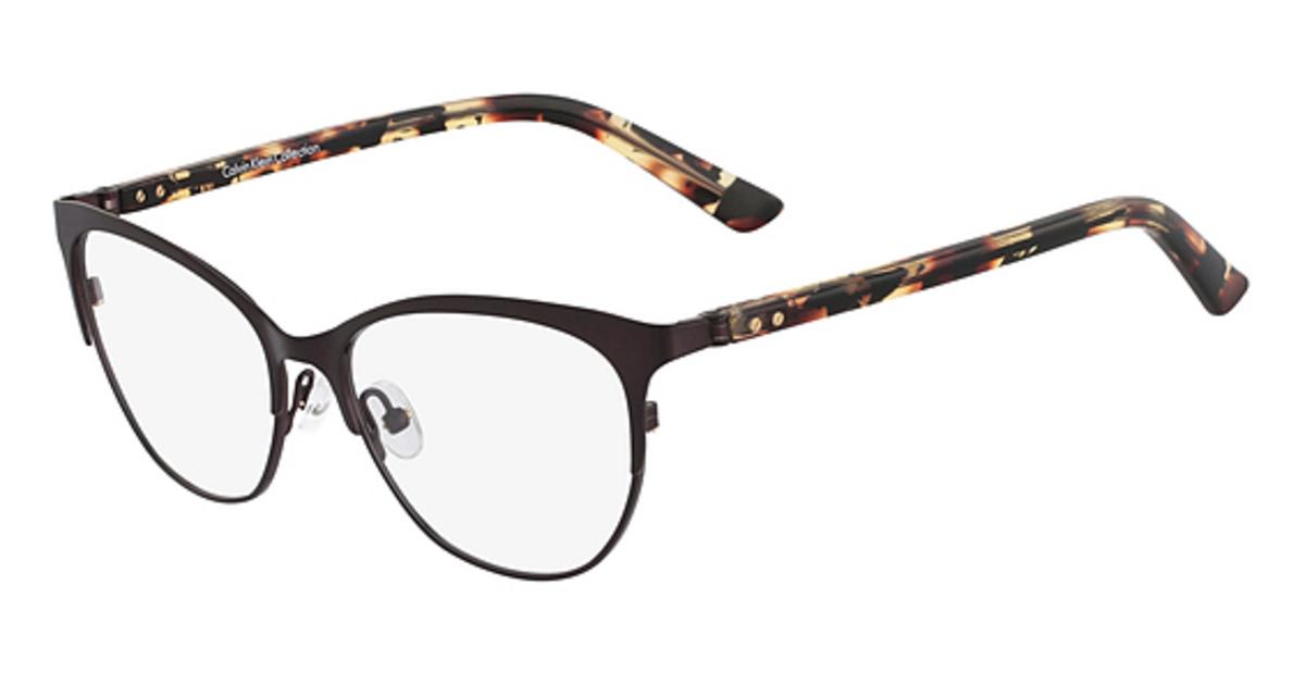 Calvin Klein Metal Frame Glasses : Calvin Klein CK7390 Eyeglasses Frames