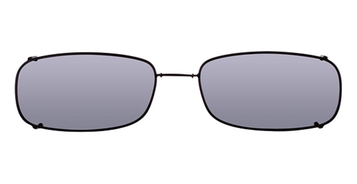 Hilco Glide-Fit Low Rectangle Sunglasses