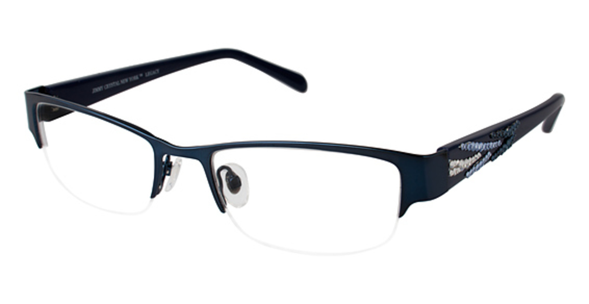 Jimmy Crystal New York Legacy Eyeglasses Frames