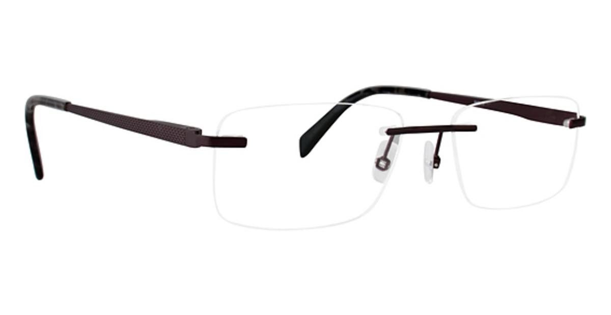 Totally Rimless TR 227 Eyeglasses Frames