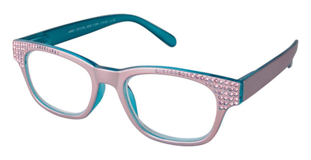 Jimmy Crystal New York Jcr362 2 00 Eyeglasses Frames