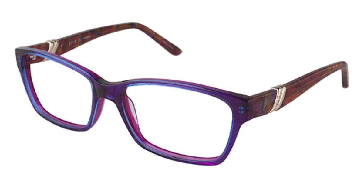 Elle Eyeglass Frames 18797 : ELLE EL 13393 Eyeglasses Frames