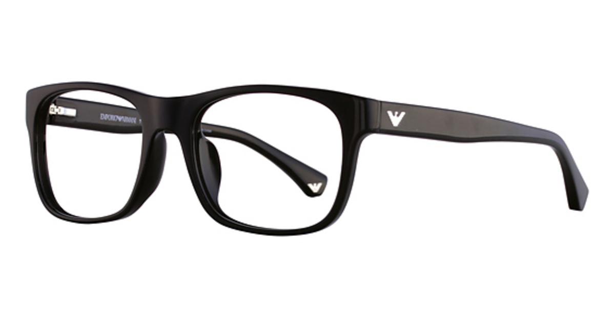 Armani Glasses Frames Eyewear : Emporio Armani EA3056F Eyeglasses Frames