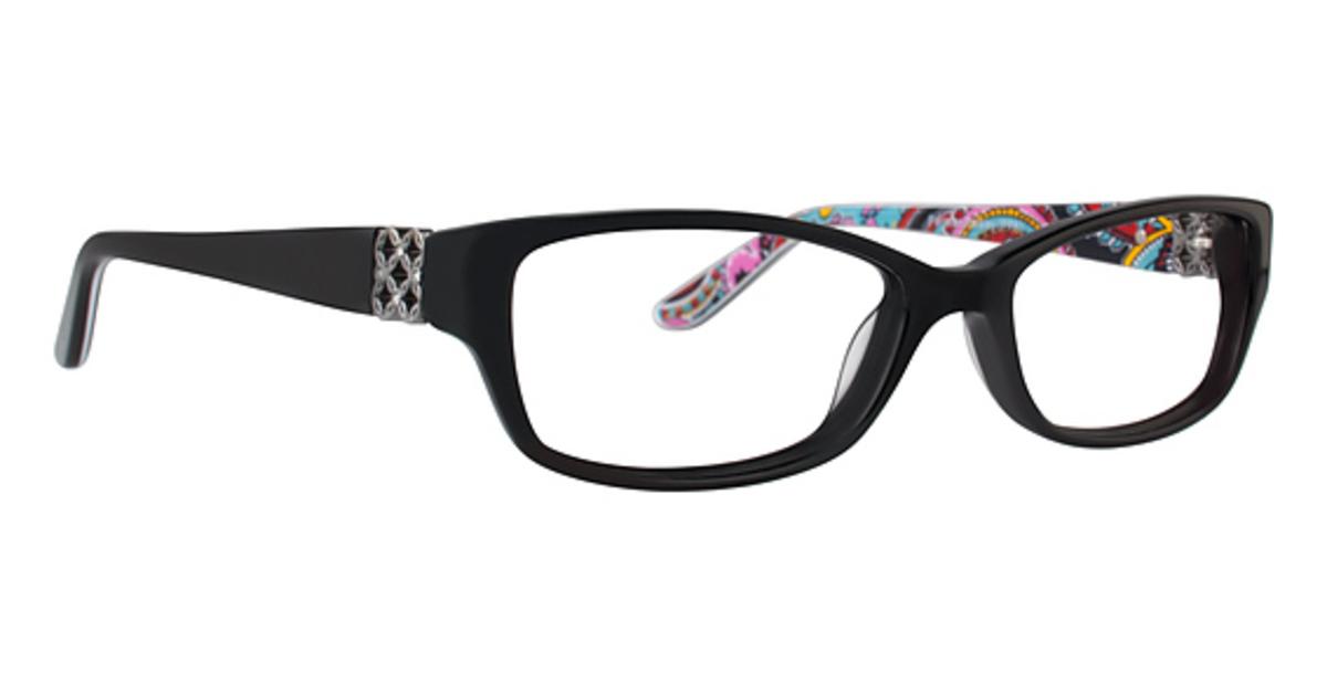 78501c16a59 Vera Bradley VB Ronnie M. Eyeglasses