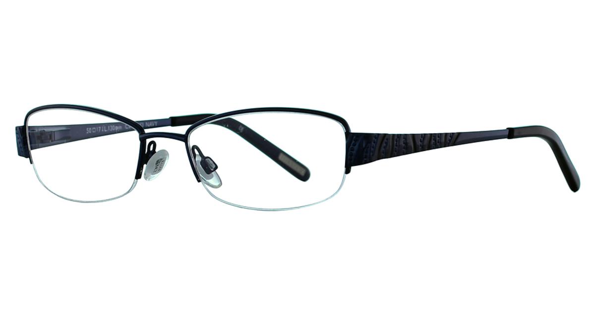 Ellen Tracy Toki Eyeglasses Frames