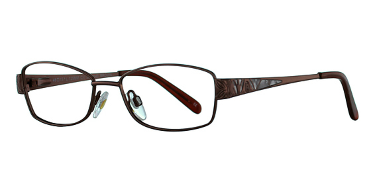 9ee2aff197b Jessica McClintock JMC 040 Eyeglasses Frames