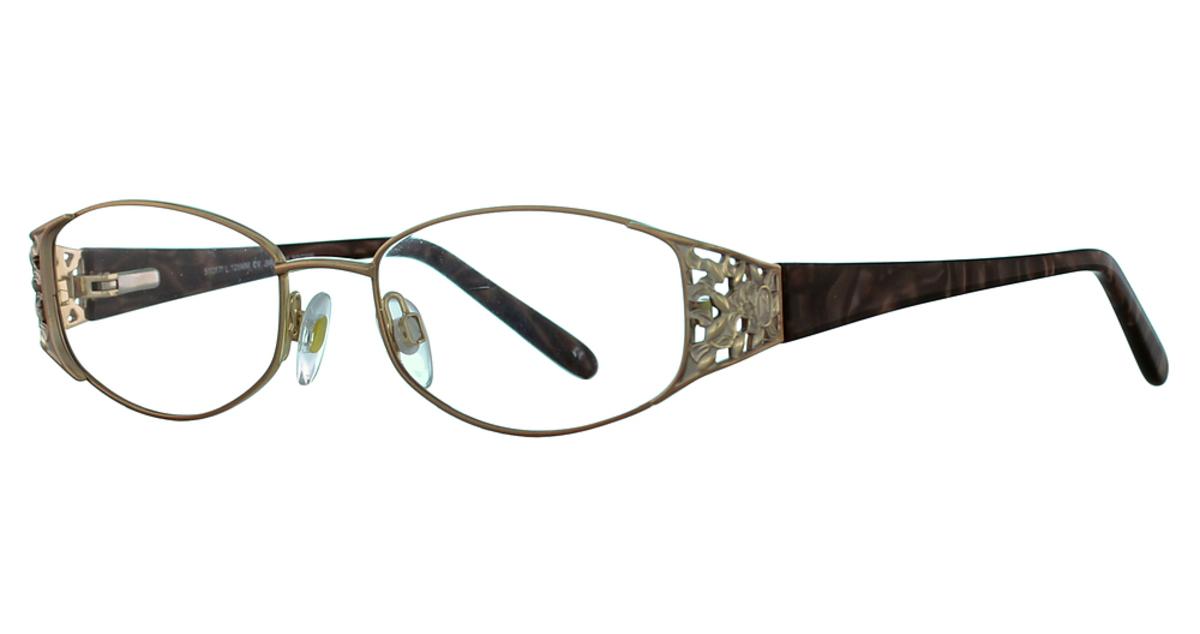 Jessica Mcclintock Glasses Frames : Jessica McClintock JMC 054 Eyeglasses Frames
