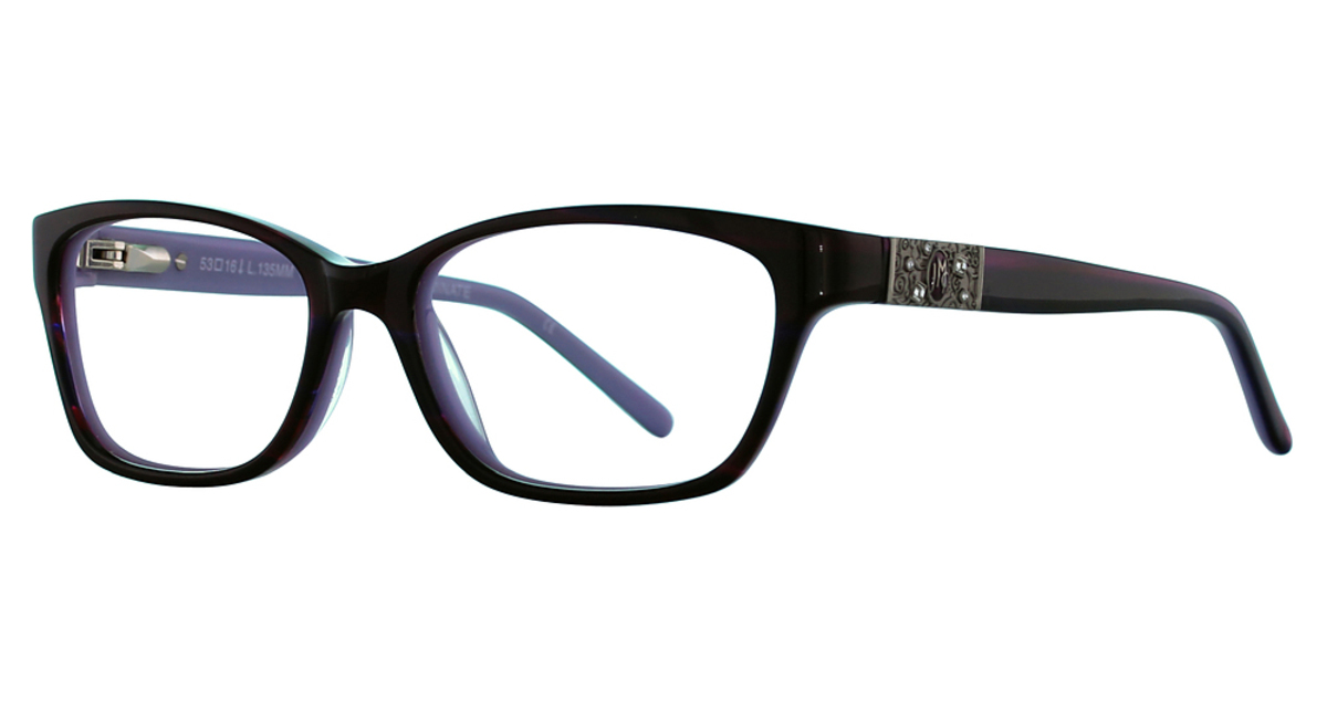 88086b5ed37 Jessica McClintock JMC 4001 Eyeglasses Frames