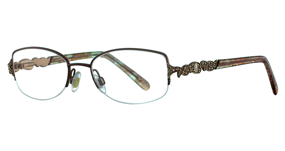 Jessica Mcclintock Glasses Frames : Jessica McClintock JMC 031 Eyeglasses Frames