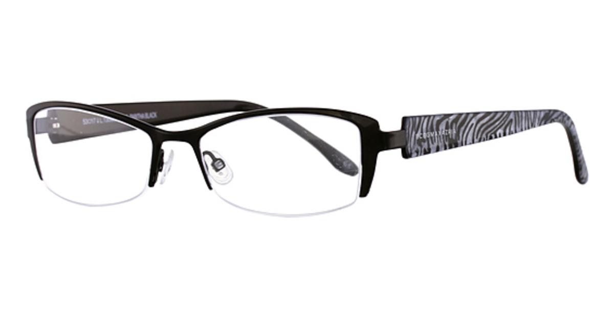 BCBG Max Azria Tabitha Eyeglasses Frames