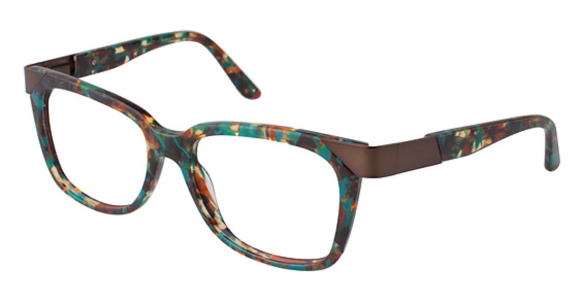 Gx By Gwen Stefani Gx015 Eyeglasses Frames