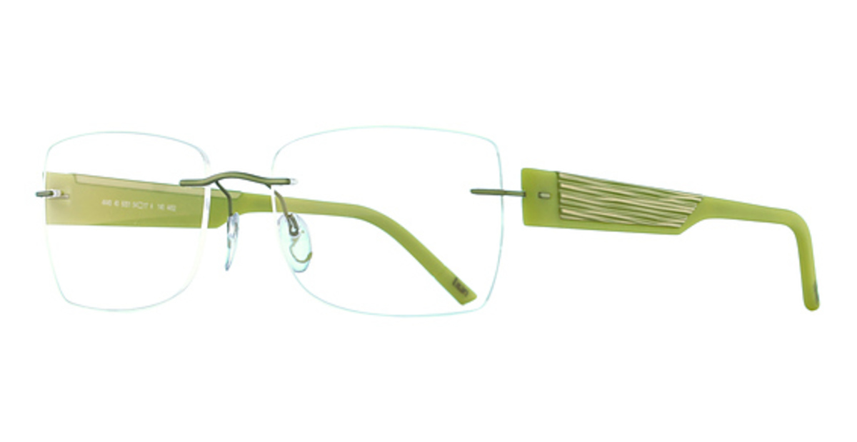 Silhouette 4449 Eyeglasses