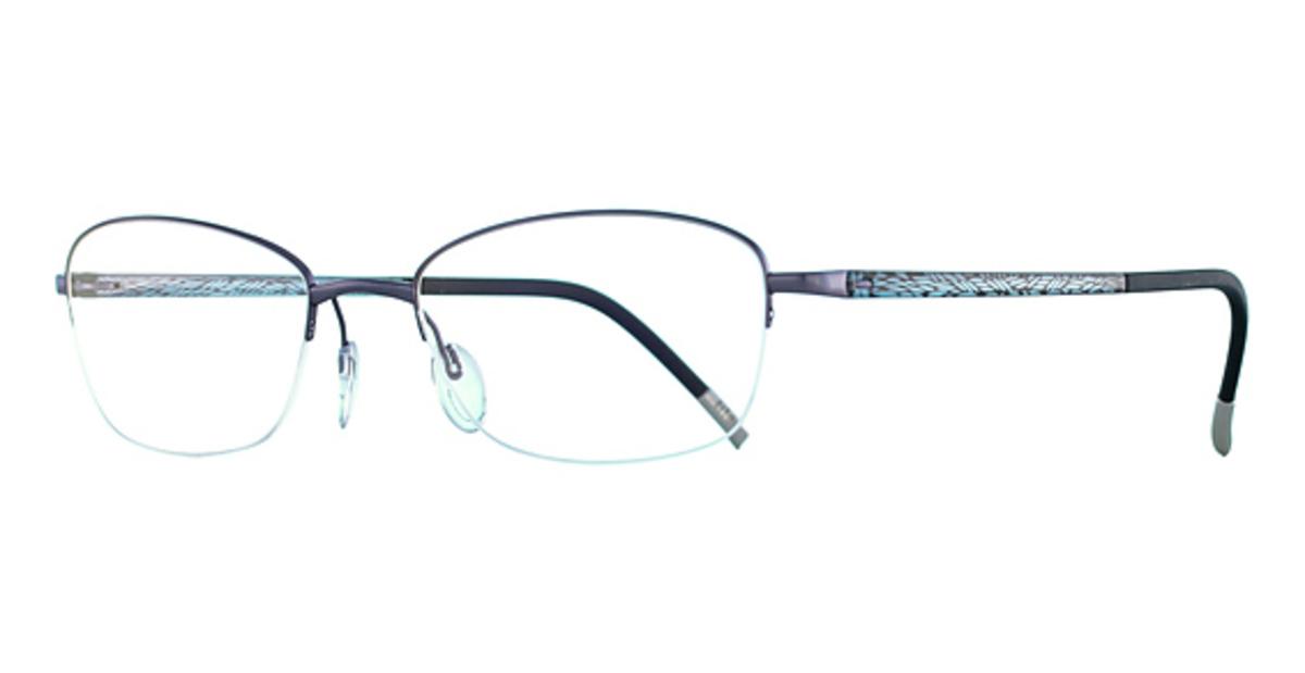 Eyeglass Frames By Silhouette : Silhouette 4453 Eyeglasses Frames