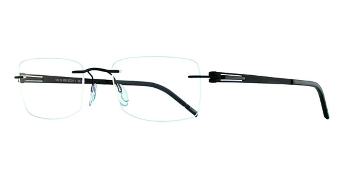 Silhouette Eyeglass Frames Warranty : Silhouette 5393 Eyeglasses Frames