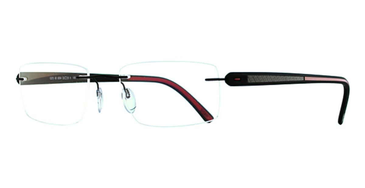 Eyeglass Frame Silhouette : Silhouette 5373 Eyeglasses Frames