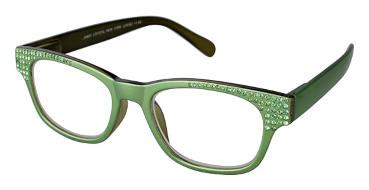 Optical Glasses Nyc : Jimmy Crystal New York JCR362 +2.00 Eyeglasses Frames