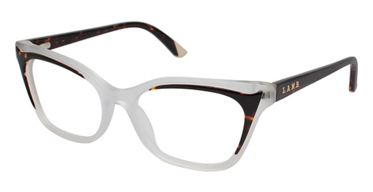 L A M B La001 Eyeglasses Frames