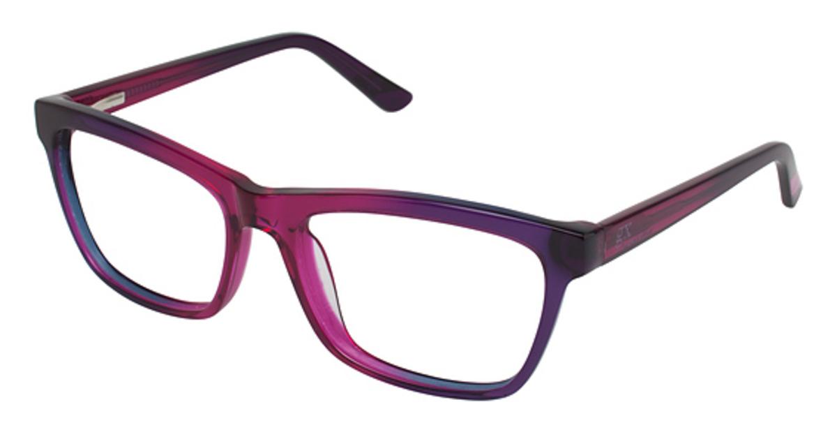 GX by GWEN STEFANI GX017 raspberry/purple. raspberry/purple