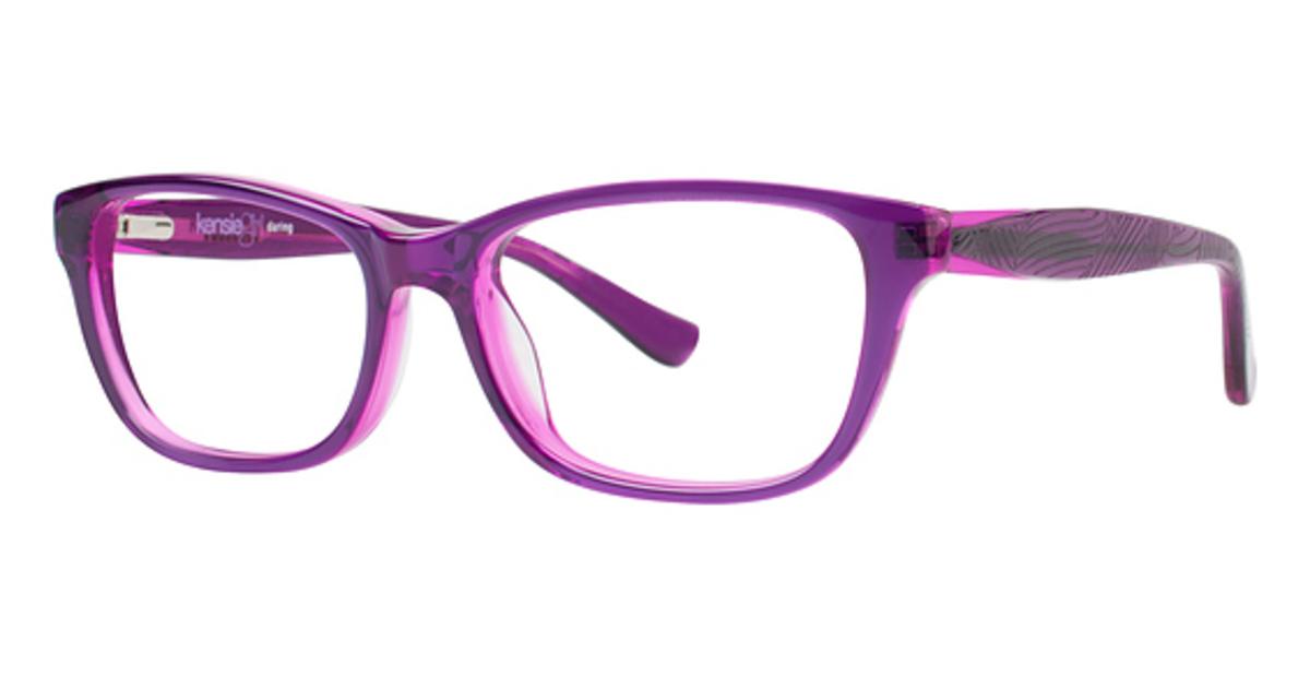 Kensie Uptown Eyeglass Frames : Kensie daring Eyeglasses Frames