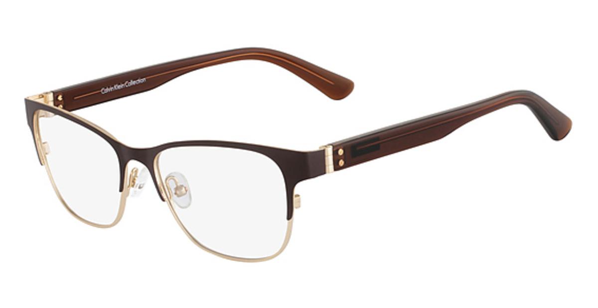 Calvin Klein Black Frame Glasses : Calvin Klein CK7391 Eyeglasses Frames