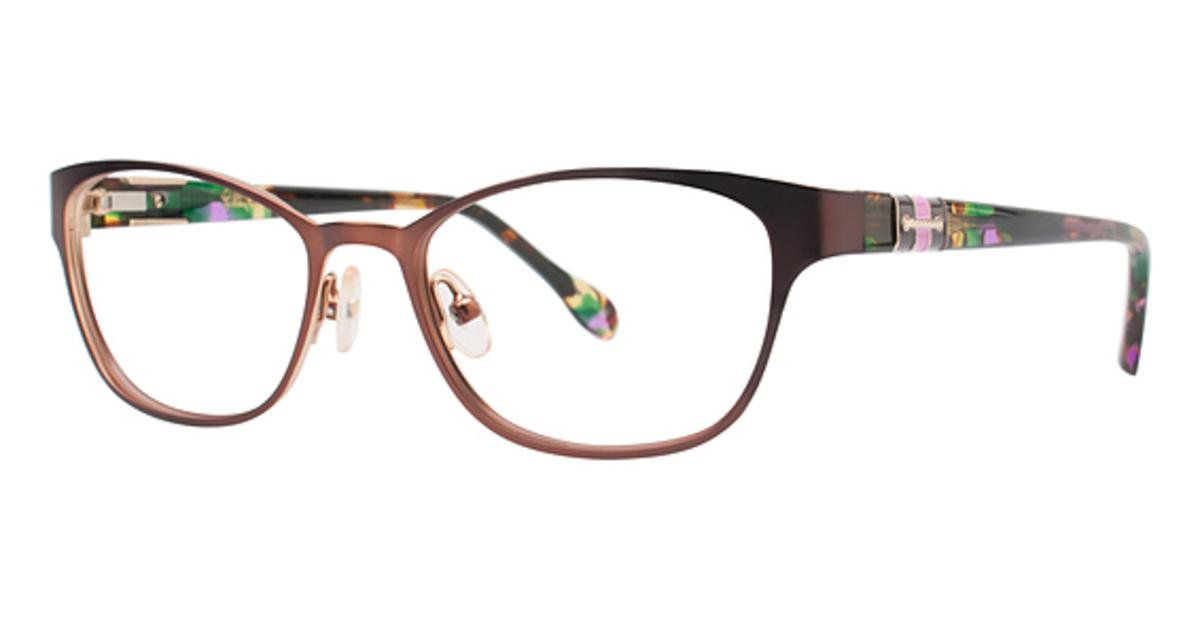 8ed6362bcb Lilly Pulitzer Palmetto Eyeglasses Frames