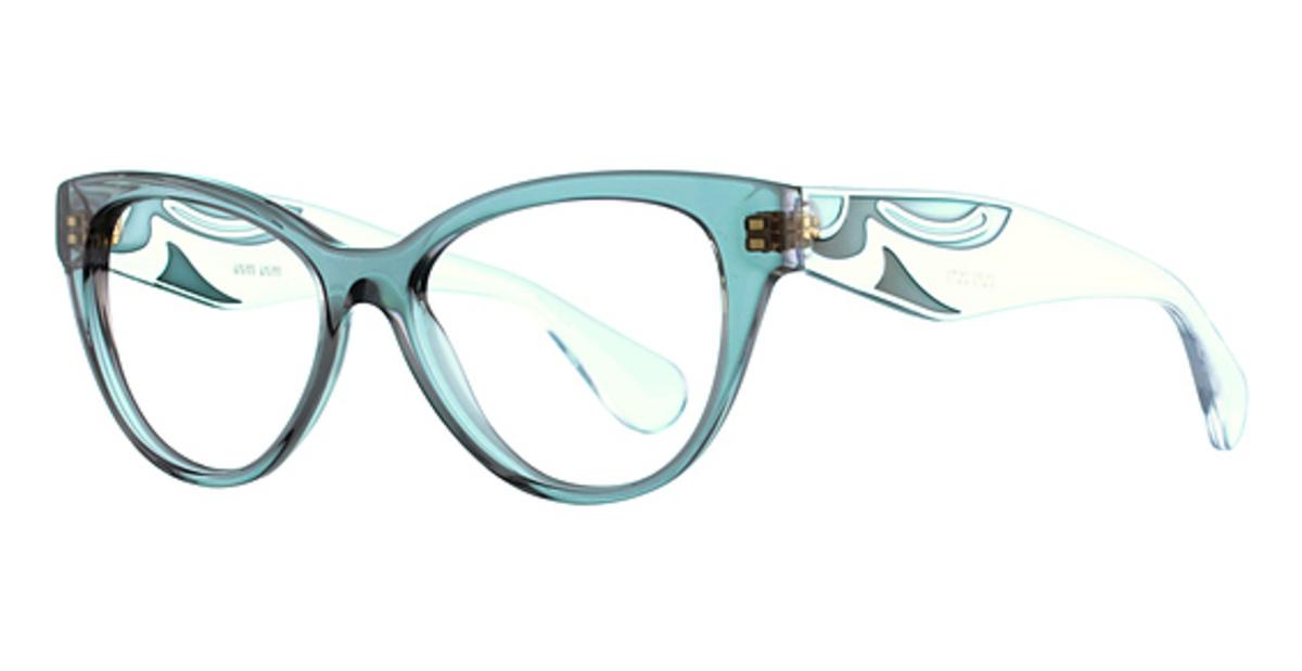 Miu Miu MU 03NV Eyeglasses Frames