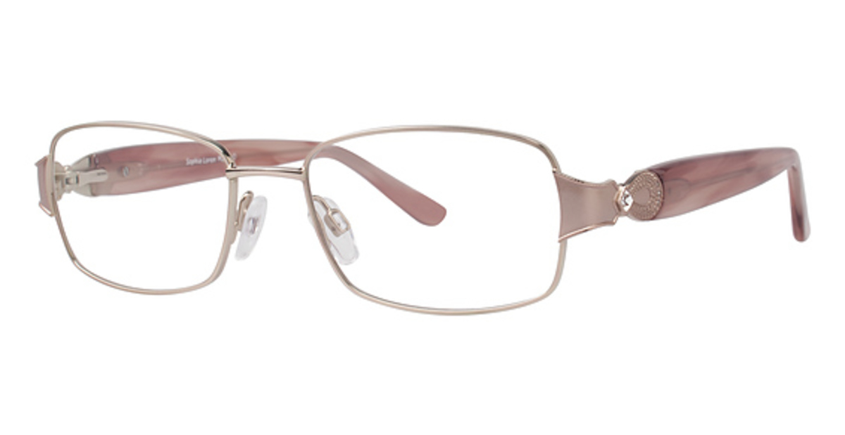 Eyeglass Frames Petite : Sophia Loren M268 Petite Eyeglasses Frames