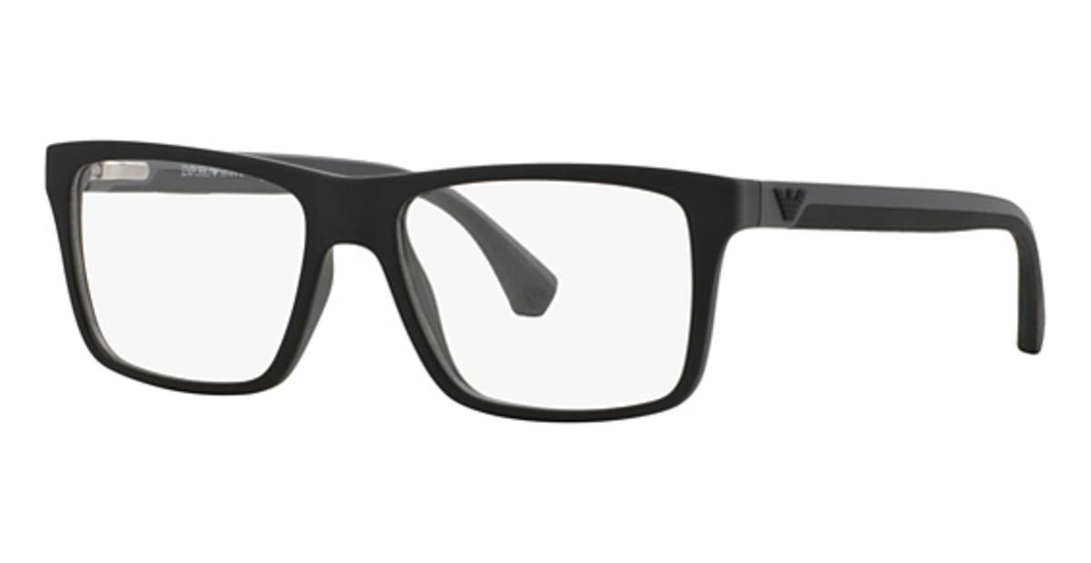 Emporio Armani EA3034 Eyeglasses Frames