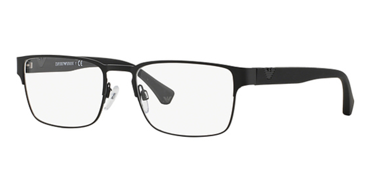 Armani Glasses Frames Eyewear : Emporio Armani EA1027 Eyeglasses Frames