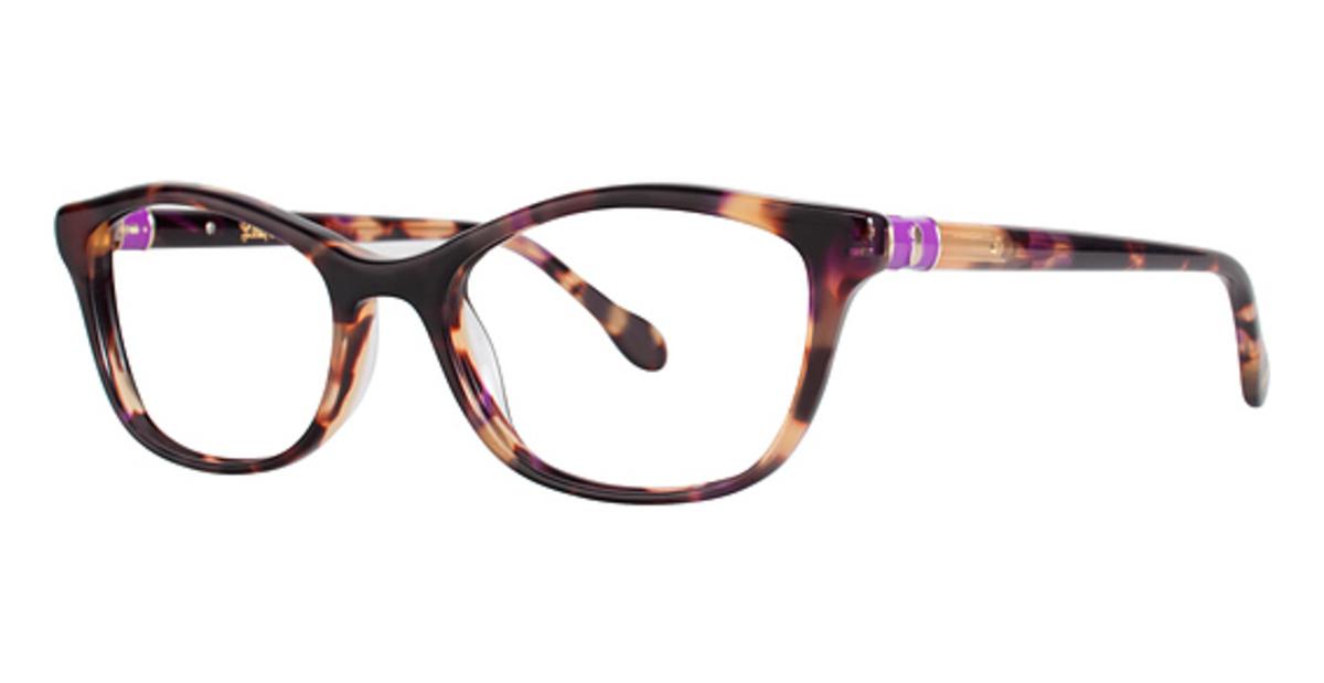 60bf4b59cbc5 Lilly Pulitzer Sawyer Eyeglasses Frames