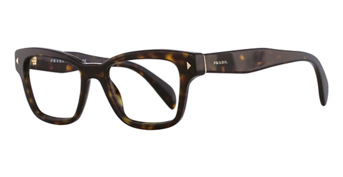 Eyeglasses Frame Prada : Prada PR 10SV Eyeglasses Frames