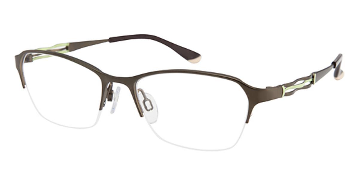 Charmant Titanium Ti 10604 Eyeglasses Frames