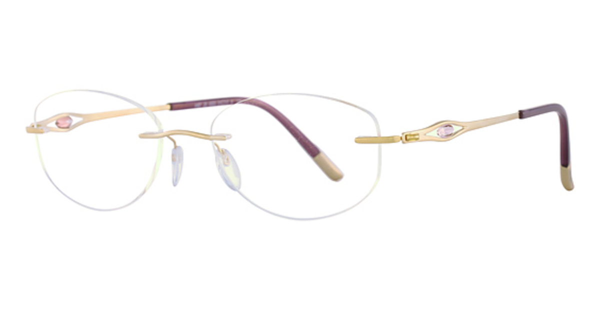 Silhouette Eyeglass Frames Warranty : Silhouette 4487 Eyeglasses Frames