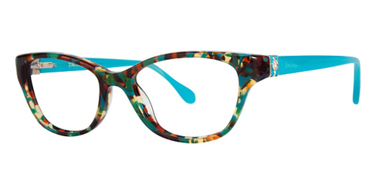 47a7c9c12c Lilly Pulitzer Holbrook Eyeglasses Frames