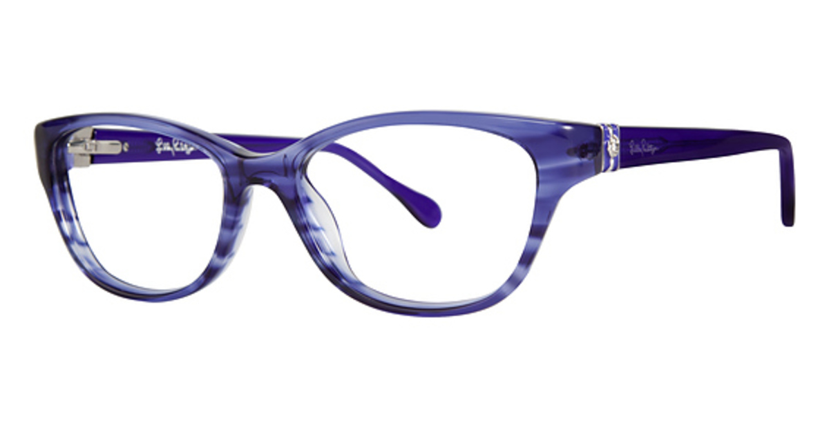 Eyeglass Frames Lilly Pulitzer : Lilly Pulitzer Holbrook Eyeglasses Frames