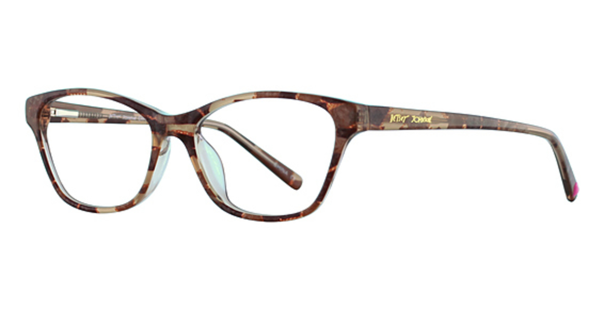 Betsey Johnson Expression Eyeglasses Frames