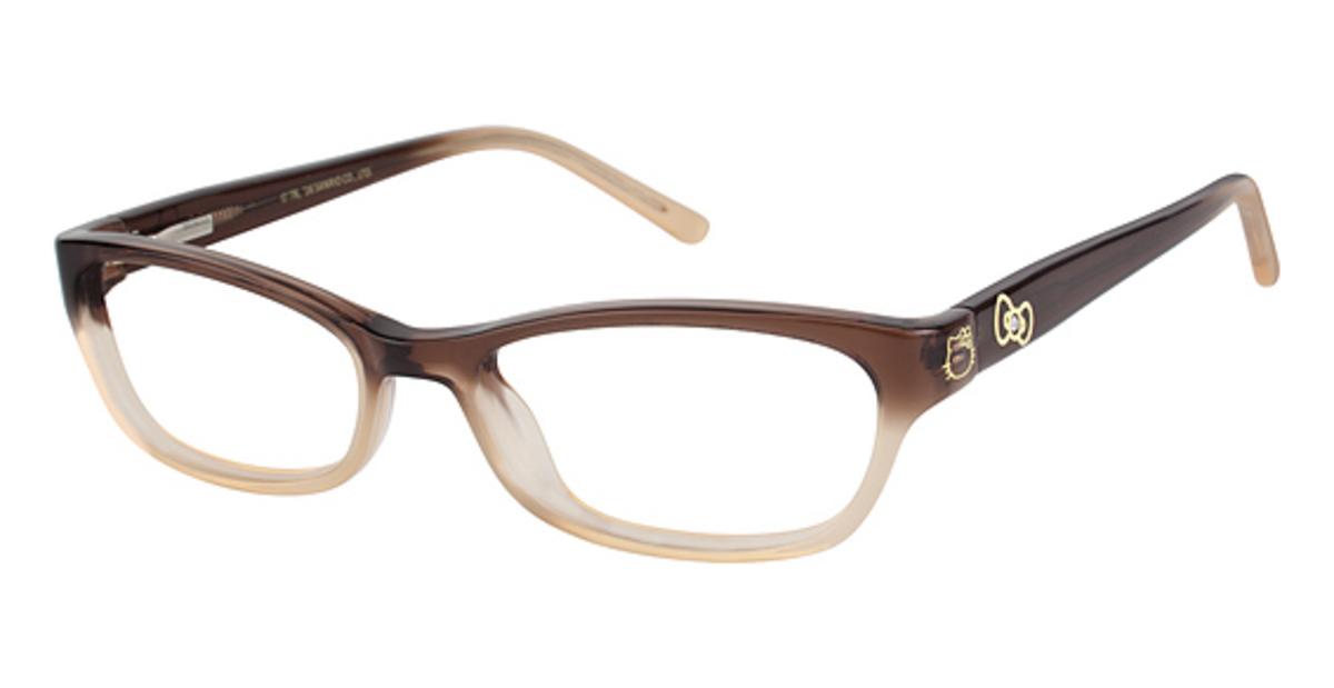 Glasses Frames Hk : Hello Kitty HK 264 Eyeglasses Frames