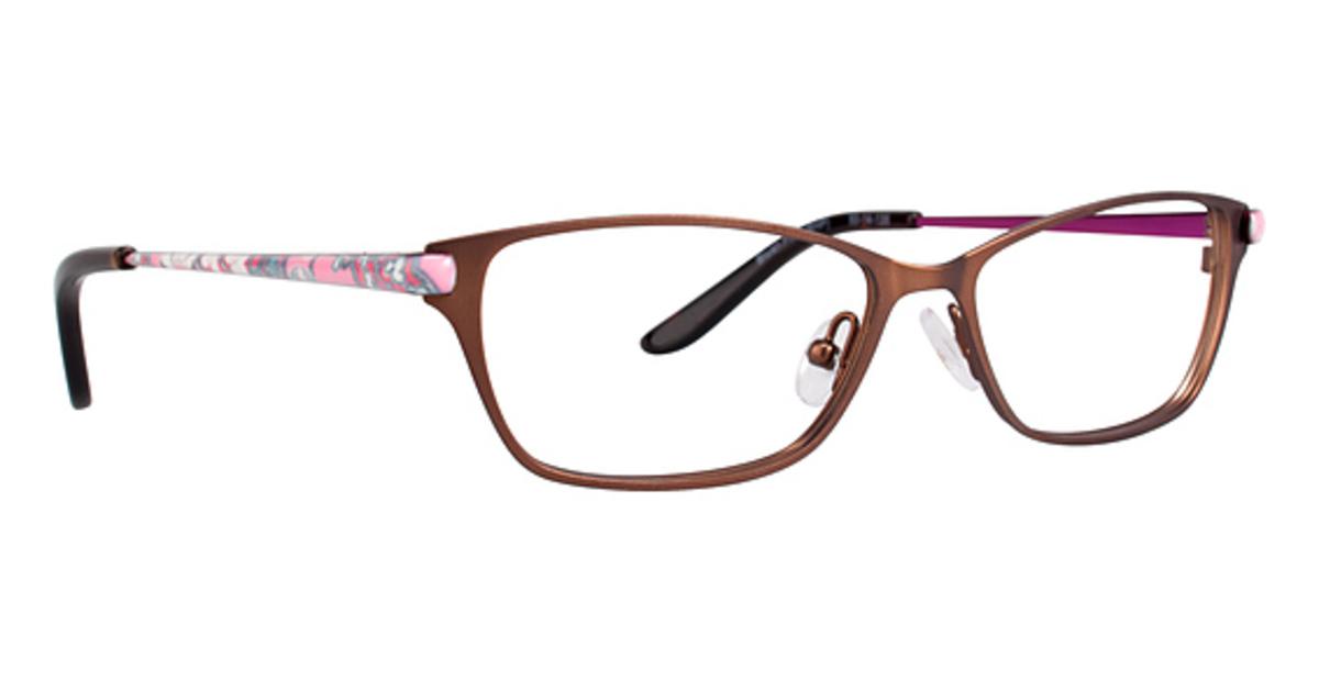 0e2ade91a3 Vera Bradley VB Viola Eyeglasses Frames