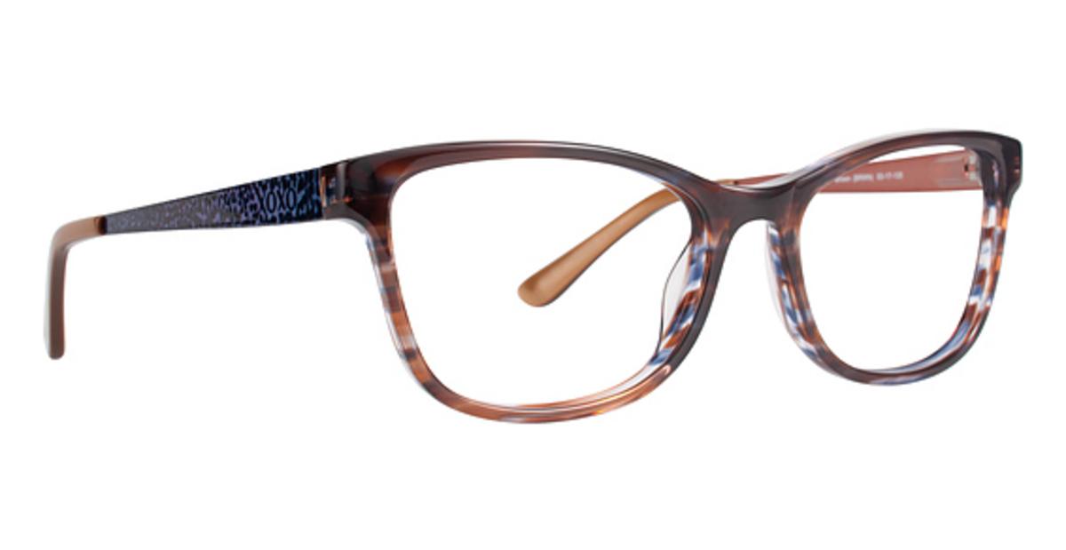 90ea66e3ce XOXO Verona Eyeglasses Frames