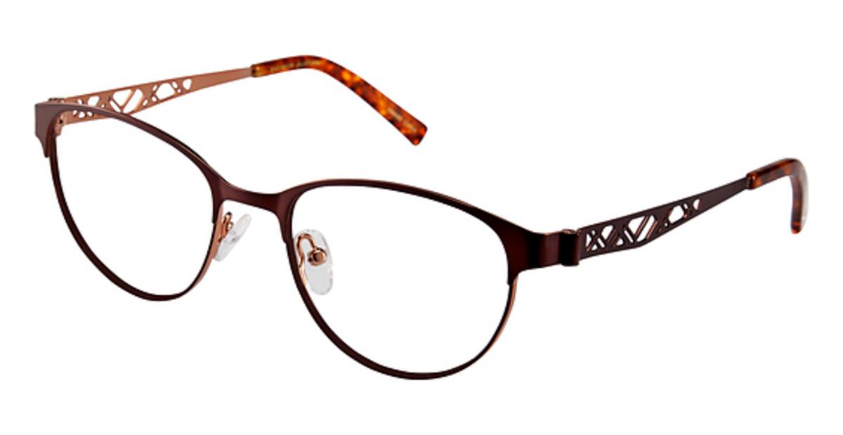 Jill Stuart Js 344 Eyeglasses Frames