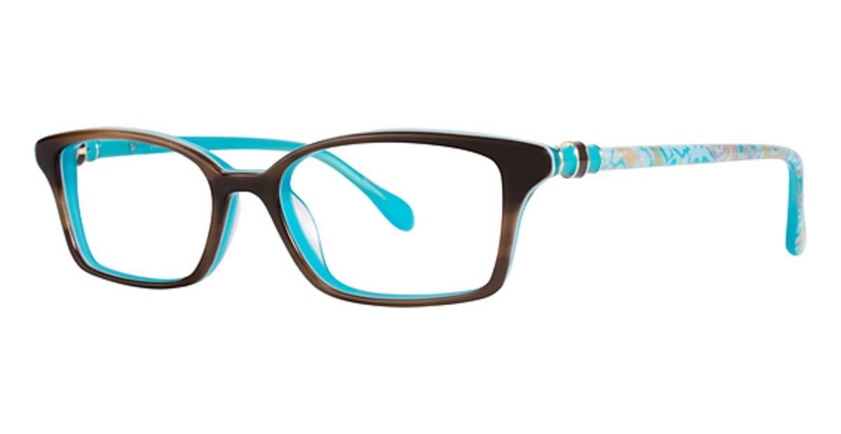 Lilly Pulitzer Fulton Eyeglasses Frames