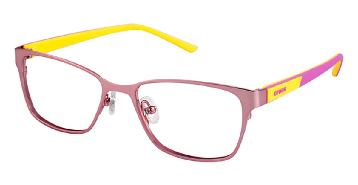 Eyeglasses Frames Best : CrocsT Eyewear JR040 Eyeglasses Frames