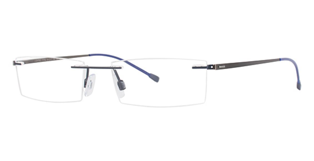 Lightec 7775L Eyeglasses Frames