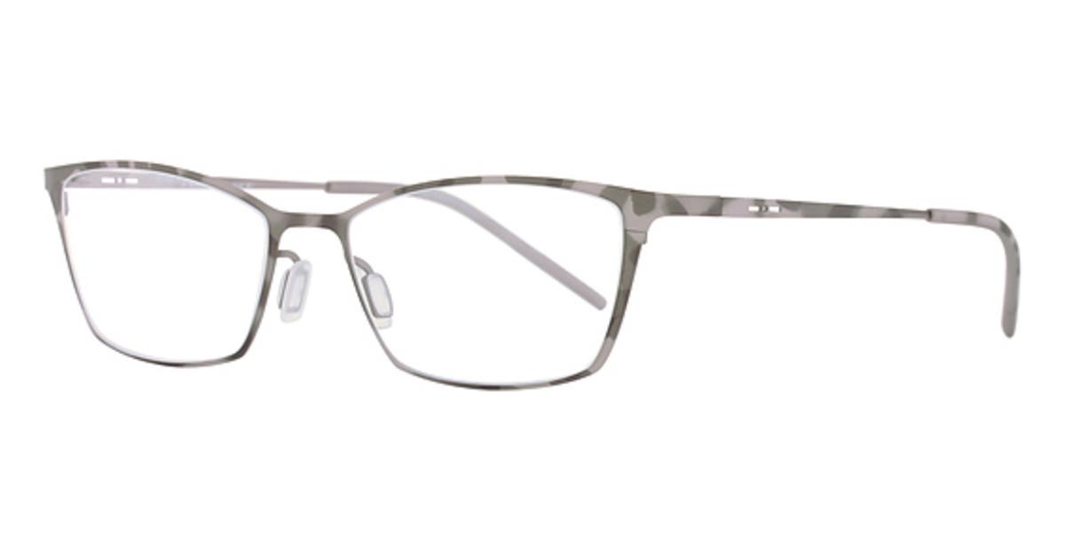 Eyeglasses Thin Frame : Italia Independent I-I MOD. 5208 I-THIN METAL Eyeglasses ...