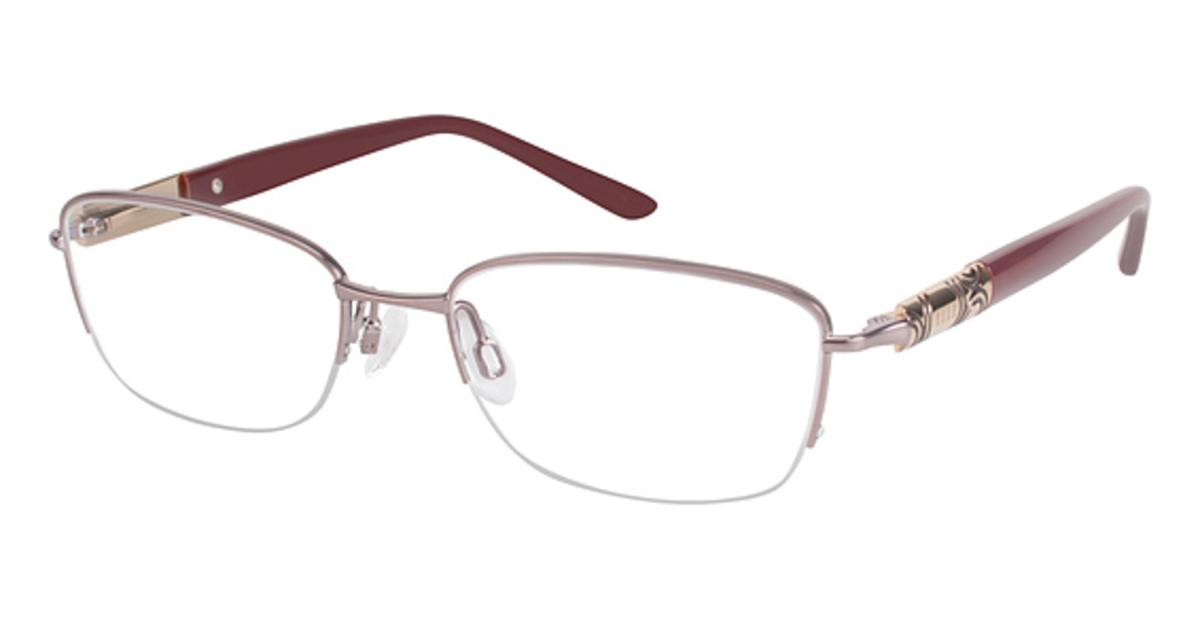 Elle Eyeglass Frames 18797 : ELLE EL 13412 Eyeglasses Frames