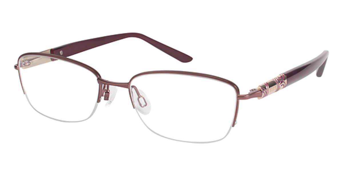 ELLE EL 13412 Eyeglasses Frames