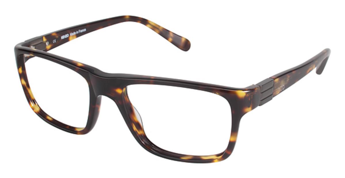Kenzo Optical Glasses : Kenzo 4176 Eyeglasses Frames